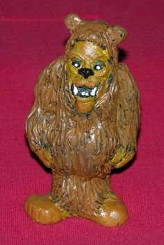 MONSTER ART SCULPTURE THE SHINING DOGMAN RESIN FIGURE HAND PAINTED HORROR