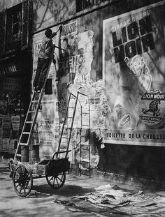 Paris 1948 Photo: Brassai