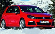 2012 Volkswagen Golf R – Review, Specs, and Photos