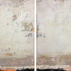 Ed Hall painting