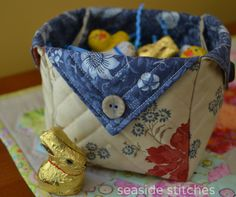 Seaside Stitches: Fabric Box Tutorial http://seaside-stitches.blogspot.com/2013/03/fabric-box-tutorial.html