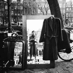 Vivian Maier. Autoretrat, 1962.