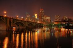 This place is my home and it's beautiful...Minnesota, always ♥