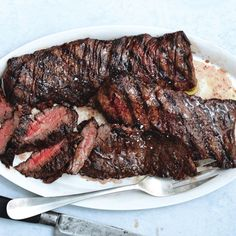 What's inexpensive, versatile, and crazy tasty? Skirt steak. It also cooks in a flash, which make it tailor-made for grilling.