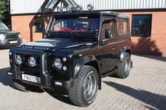 Twisted T40 Defender | Current Stock Dream Cars, Vehicles, Car, Vehicle, Tools