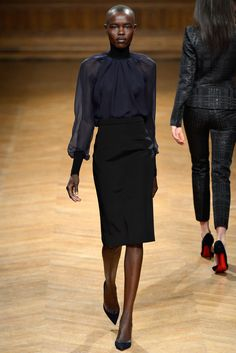 Martin Grant Fall 2013 Ready-to-Wear Collection Photos - Vogue