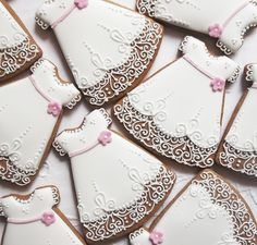 10 Christening/Baptism/Holy Communion Dress Biscuits