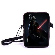 Star Wars Mini Messenger Bag Jedi Sith knight Bag Boys Girls School Bags Children Star Wars Daily Crossbody Bags Kids Bookbag