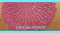 Home Textile, Crochet Patterns, Textiles, 1, Youtube, Xmas, Crochet Patterns Filet, Crochet Pattern, Fabrics