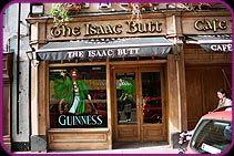 Dublin...Isaac Butt ha