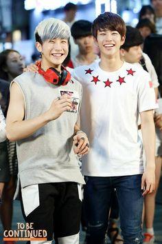 JinJin & Myung Jun