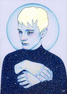 Alienated II - Sadman - Natalie Foss