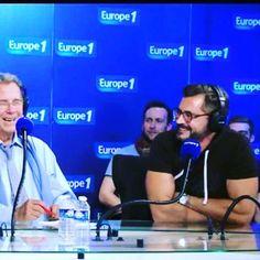 Europe 1 🎧 #coursdesgrands #europe1 #olivierminne #teamolivierminne #everyday #alltheway #keepsmile😊 #keepstrong💪