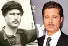 The Handsome Brad Pitt Look Alike Who Fought Heroically in the Battle of Crete