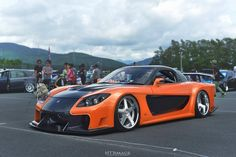 RX7. Check out for more RX7 cars on: http://dailybulletsblog.com/mazda-rx7-is-better-than-dodge-viper/ #Mazda #RX7