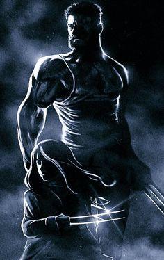 Wolverine, Batman, Superhero, Fictional Characters, Art, Art Background, Kunst, Performing Arts, Fantasy Characters