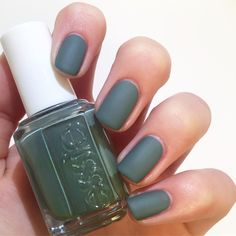 Essie, My Nails, Nail Polish, Instagram Posts, Beauty, Nail Polishes, Polish, Beauty Illustration, Manicure