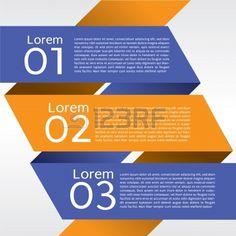 Resumo Banners Vector EPS10 Banco de Imagens