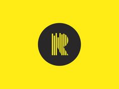 Release Logo designed by Chris Bramford. Dj Logo, Radios, Radio Logo, Handyman Logo, Drums Logo, Sound Logo, Dance Logo, Logo Minimalista, Music Logo