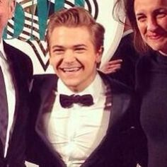 Such a sweet smile!!! He has got to be the happiest dude out there!