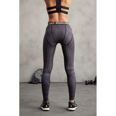Black Panther Civil War Women's Leggings Yoga Workout Capri Pants