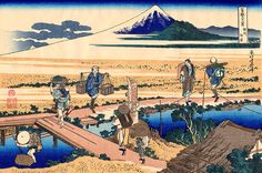 Katsushika Hokusai. Обсуждение на LiveInternet - Российский Сервис…