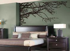 branches adhésifs décoratifs-branches sticker de mur par TheEasyLife sur Etsy https://www.etsy.com/fr/listing/156510160/branches-adhesifs-decoratifs-branches