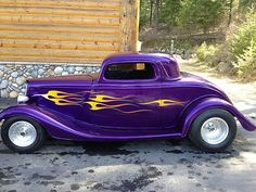 1934 Ford Coupe...Re-pin Brought to you by agents at #HouseofInsurance in #EugeneOregon for #CarInsurance