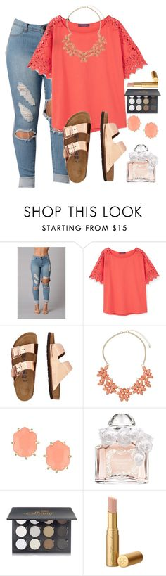 """""""I really need to go to the mall"""" by lexiii-caniff ❤ liked on Polyvore featuring MANGO, TravelSmith, Dorothy Perkins, Kendra Scott, Guerlain and Shany"""
