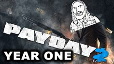 Payday Year One Payday 2, Games To Buy, First Year, Darth Vader, Movie Posters, Fictional Characters, Film Poster, Fantasy Characters, Billboard