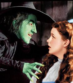 The Wizard Of Oz. I'm a cliche and used to watch this every year with my parents. I still love this movie.