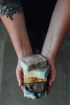 Lamb's Soapworks artisan soap and skincare.