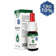 CBD Kristályos Kender olaj - 10%, 10ml Cholesterol Levels, Hemp Oil, Cannabis, Protein, Seeds, Conditioner, Crystals, Healthy, Human Body