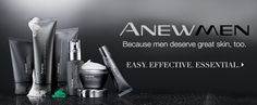 Father's Day is coming up and we have the best Father's Day items available. Anew Men is perfect for the Father, Dad, Grandfather and Brother's in your life. Please contact me to receive a Free brochure or to place an order. You can go onto my website at www.youravon.com/yedwards to place an order :)