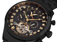 Theorema Damascus Diamond Automatic Kopen? - Watch2Day