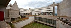 A&EB 03. Le Corbusier > La Tourette, Eveux | HIC Arquitectura Le Corbusier, Papi, Modern Architecture, Design Projects, Masters, Buildings, Mansions, House Styles, Outdoor Decor