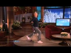 Ellen's Newest Workout Device -- 3-Minute Legs!..funniest woman alive!  LOVE HER!