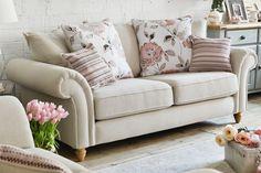 Harvey Norman - Petra 3 Seater Sofa
