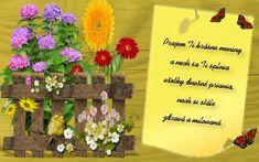 Meninové priania – pre potešenie duše Planter Pots, Blog, Sink Tops, Blogging