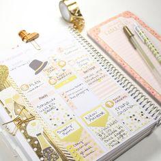 New Years week in my limelife planner! #plannerlove