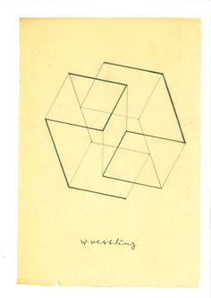 anndesignn:  Wrestling byJoseph Albers