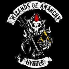 Wizards of Anarchy: Hyrule