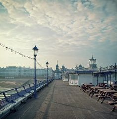 Eastbourne Pier Promenade (Paul Grand Image)