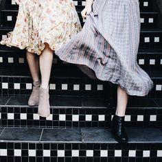 Carolina K Lina Tiered Maxi Halter Dress - Urban Outfitters
