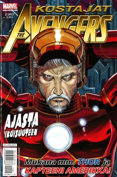 Kostajat-sarjakuvalehti nro 2/2011