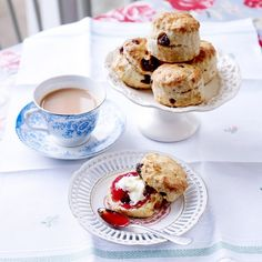 SIMPLE SCONES WITH A FRUITY TWIST A very fruity treat with a great British taste, scones are easier to make than you think and make a real afternoon treat to impress your guests. Find more sweet treats over on prima.co.uk