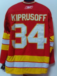 pretty nice 6721b d0a64 33 Best Calgary Flames - NHL Jerseys images in 2014 | Nhl ...