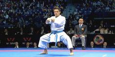Interview to Antonio Díaz, World Karate Kata Champion
