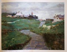 Richard Schmid landscapes