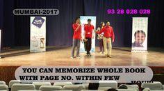 Demo After Dharmesh Pithva's memory Training By Jaineel Jhaveri Mumbai 2017